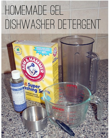 Homemade-Dishwasher-detergent-Without-Borax-And-Citric-Acid- cleanitguide.com