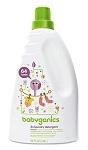 BabyGanics 3X Lavender liquid