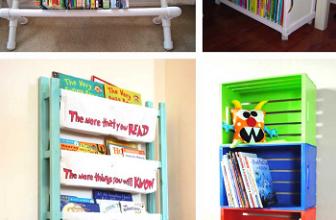 Kids' Toy Storage Ideas